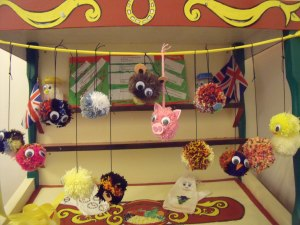 Display of POMpoMs